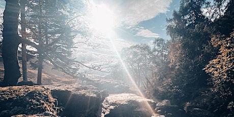 Wild Pursuits Pistyll Rhaeadr Waterfall Dip & Walk in the Berwyn range tickets
