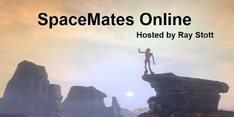 SpaceMates Online - Tuesday 21st September 2021, 10 am - 11 am (UK BST) tickets