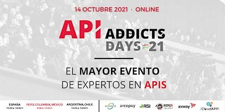 APIAddictsDays 2021 entradas