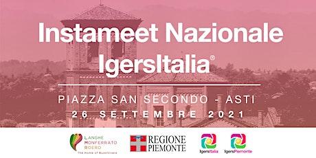 Instameet Nazionale Igersitalia Asti biglietti