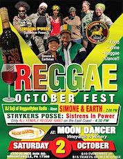 Reggaetober Fest tickets