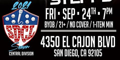 San Diego Comedy League Show at FAIR at 44, Fri. 9/24 , 7:00pm tickets
