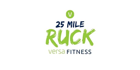 Versa Fitness 25 Mile Ruck tickets