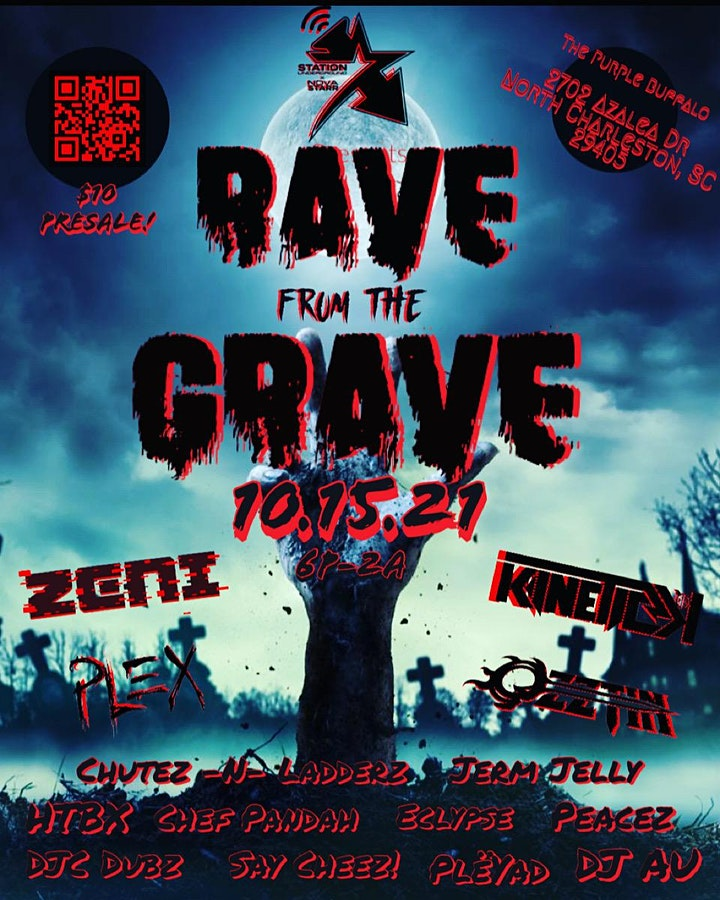 Rave from the Grave image