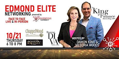 Free Edmond Elite Rockstar Connect Networking Event (October, OKC) tickets