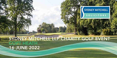 Sydney Mitchell Charity Golf Day 2022 tickets