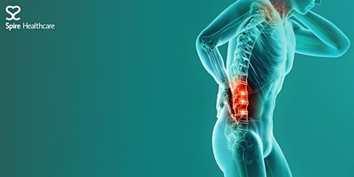 image for the event Common misconceptions about back pain
