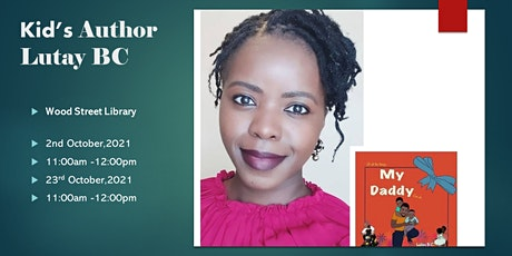 Meet The Author – Lutay BC tickets