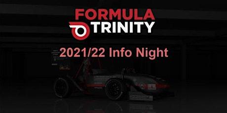 Formula Trinity Information Night tickets