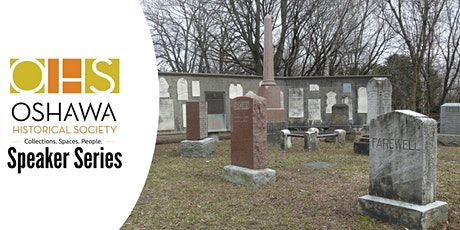 Oct Speaker Series - The Farewell Cemetery tickets