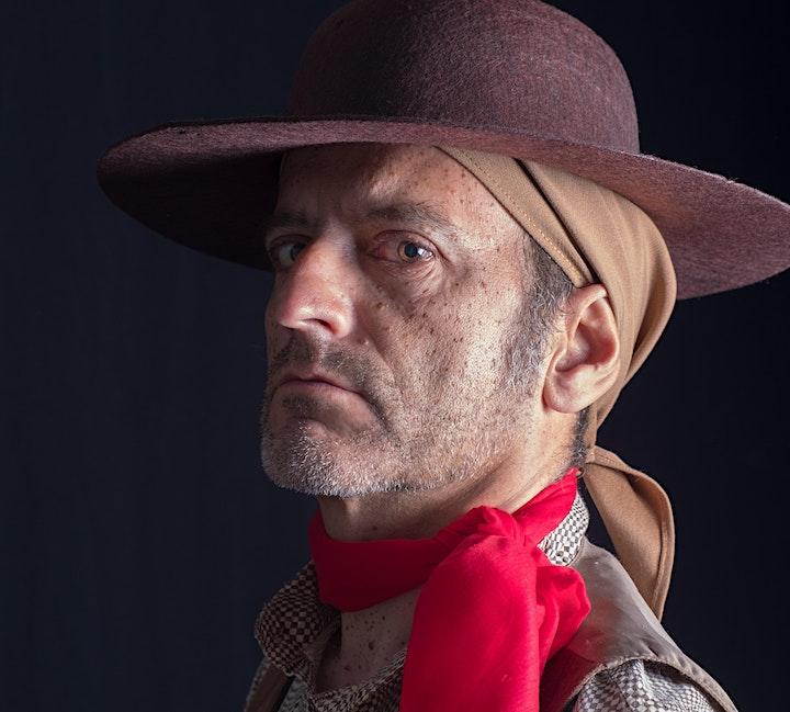 Imagen de CUCARACHA: SANGRE, AMOR Y MUERTE EN LOS MONEGROS - Teatro de Robres-COMEDIA