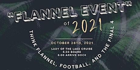 "2021 Supernova BLC ""Flannel"" Event tickets"