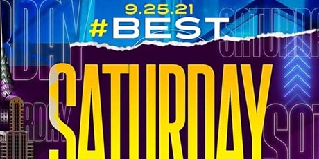 #Best Saturday Party tickets