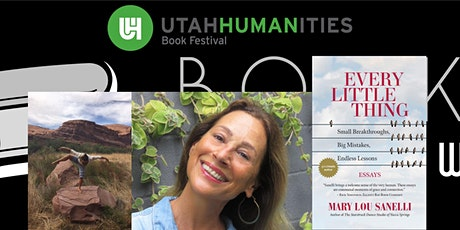 """UHBF Live Author Event - Mary Lou Sanelli (""""Every Little Thing"""") tickets"""