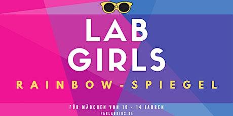 FabLabKids: LabGirls - gemeinsam bauen wir Deinen Rainbow-Spiegel, ab 10 Tickets
