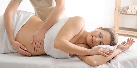 Prenatal Massage Workshop tickets