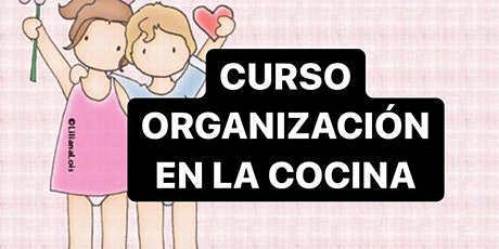 CURSO ORGANIZACION EN LA COCINA: GRABADO biglietti