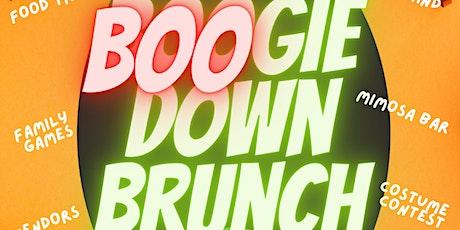 Halloween BOOgie Down Brunch tickets