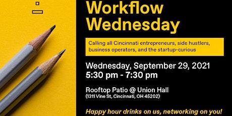 Lightship Foundation - Workflow Wednesday Cincinnati tickets