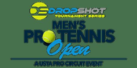 2021 DropShot Series Men's Pro Tennis Open ~16-21 NOV ~Austin, TX tickets