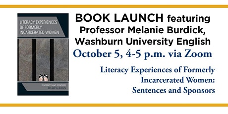 Book Launch: Literacy Experiences of Formerly Incarcerated Women tickets