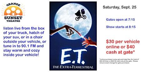Saturday Big Screen Family Movie Night! - Grande Sunset Theatre tickets