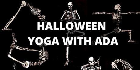 Halloween Special: Yoga in Queen's Park tickets