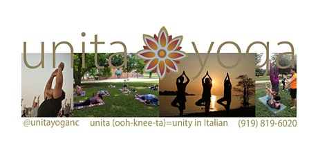 North Raleigh Outdoor Yoga tickets