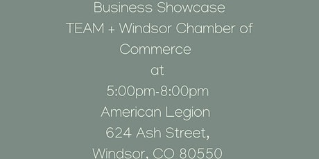 Winners Circle of Windsor and Windsor Chamber of Commerce Business Showcase tickets
