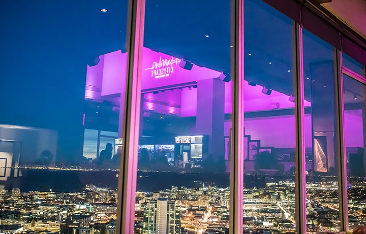 Countdown with a View 2022: NYE at Cityscape featuring Moët & Chandon image