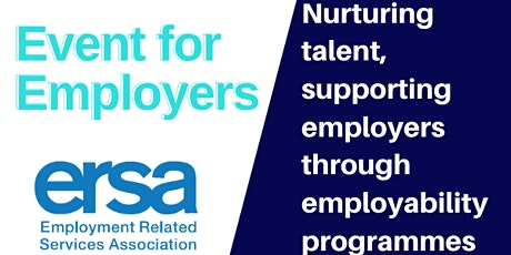 Nurturing talent, supporting employers through employability programmes tickets