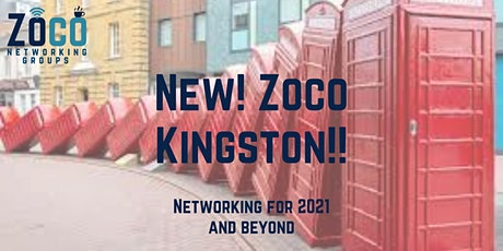 Zoco Kingston In-Person Meeting tickets