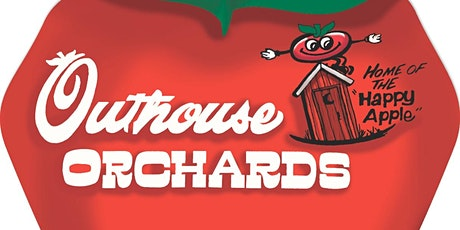 Outhouse Orchards Pick Your Own Apples & Pumpkins Reserved Parking /Walk IN tickets