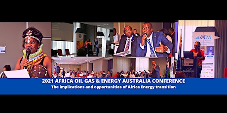 Africa Oil Gas and Energy Conference Australia tickets