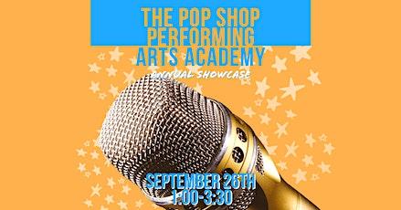 Pop Shop Annual Showcase tickets