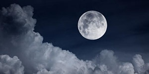 Tormarancia - Passeggiata con la luna piena