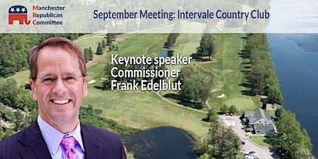 MRC September Meeting tickets