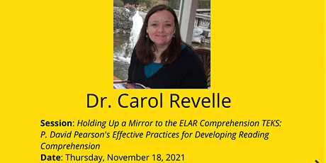 Holding Up a Mirror to the ELAR Comprehension TEKS tickets