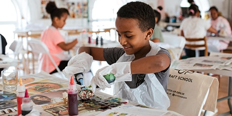 YOUNG MAKERS SATURDAY WORKSHOPS @ 232 MEANWOOD ROAD tickets
