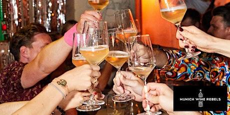 Wein & Käse - Weinprobe im Tasting Room - Munich Wine Rebels Tickets