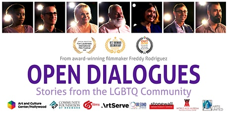 LIVE FILM SCREENING | OPEN DIALOGUES: STORIES FROM THE LGBTQ COMMUNITY tickets