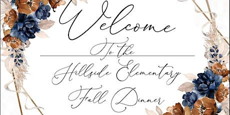Hillside Elementary Fall Harvest Dinner tickets