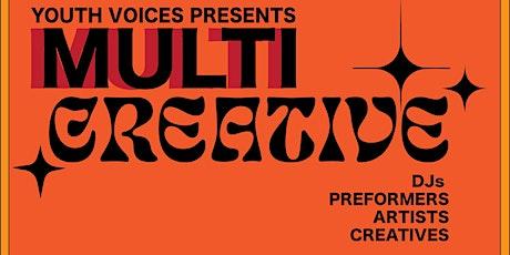 Multi-Creative Showcase tickets