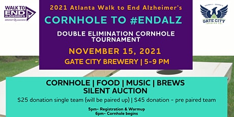 Cornhole To End Alzheimer's tickets