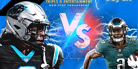 Panthers vs Eagles Tailgate Event tickets