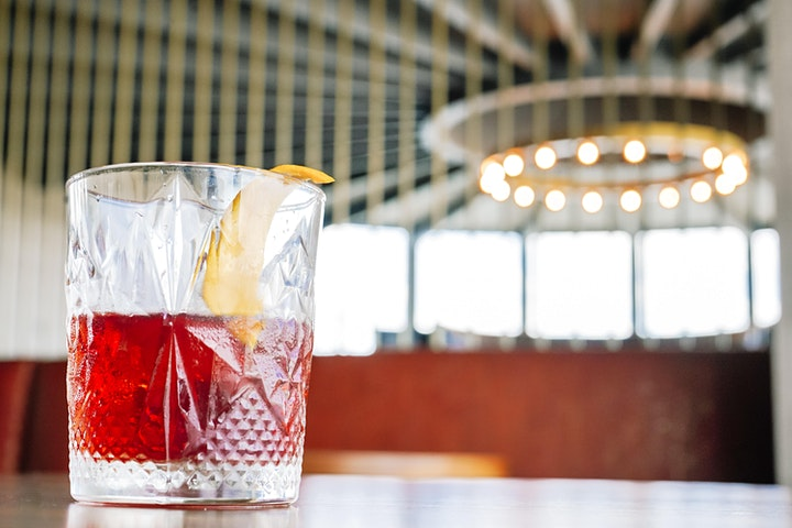 Whiskey Row Bourbon Dinner - Swizzle Bourbon Dinner Series image