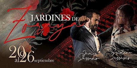 Programación flamenco del 20 al 26 de septiembre | Flamenco Granada tickets