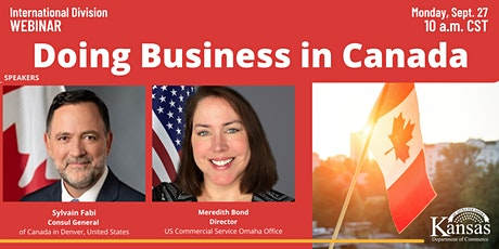 Doing Business in Canada tickets