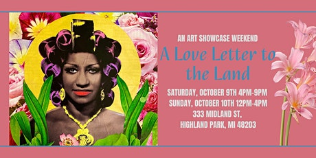 A Love Letter To The Land ( Sunday ) tickets