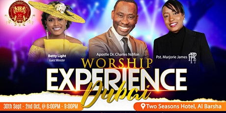 Festival Of Miracles and Worship Experience Dubai tickets